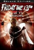Friday the 13th - Part 6: Jason lives (1986) (Deluxe Edition)