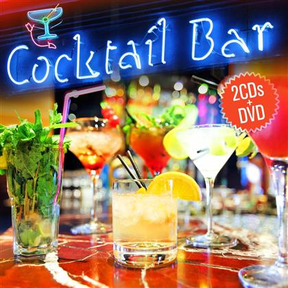 Cocktailbar - Various 2 (2 CDs + DVD)