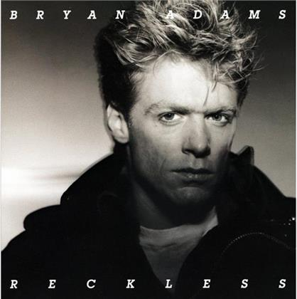 Bryan Adams - Reckless - 30th Anniversary Edition, Super Deluxe Edition (Versione Rimasterizzata, 2 CD + DVD + Blu-ray)