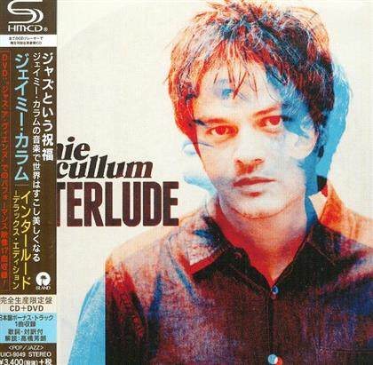 Jamie Cullum - Interlude (Deluxe Edition, CD + DVD)