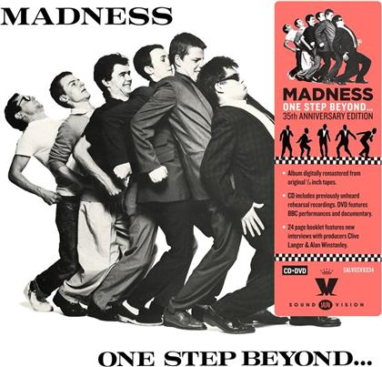 Madness - One Step Beyond (CD + DVD)