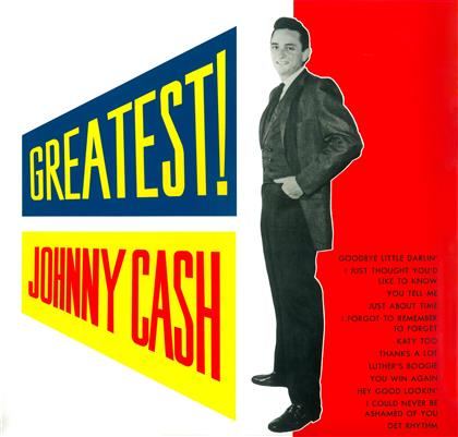 Johnny Cash - Greatest - DOL (LP)
