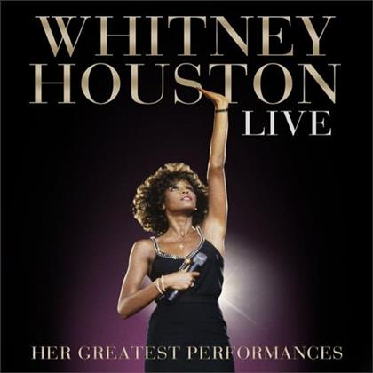 Whitney Houston - Live: Her Greatest Performance (Limited Edition, CD + DVD)