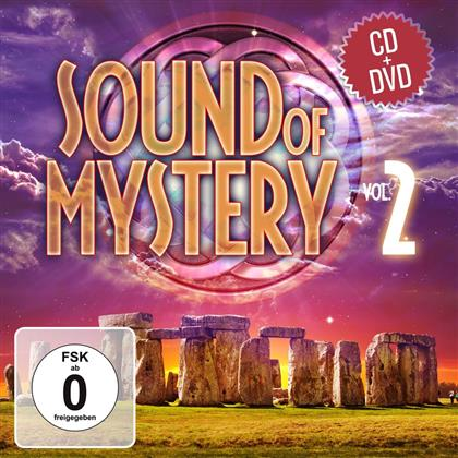 Sound Of Mystery - Various 2 (CD + DVD)