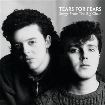 Tears For Fears - Songs From The Big Chair (Limited Box Edition, 4 CDs + 2 DVDs)
