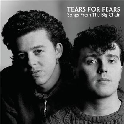 Tears For Fears - Songs From The Big Chair (LP + Digital Copy)