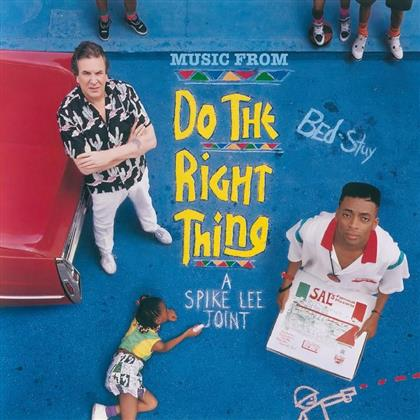 Do The Right Thing (Spike Lee) - OST - New Version (Remastered)