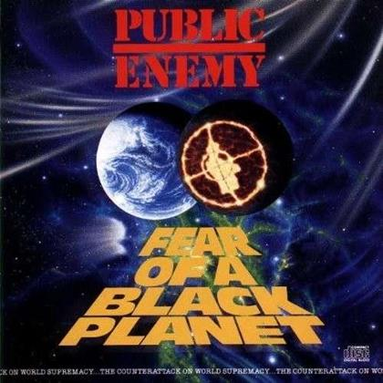 Public Enemy - Fear Of A Black Planet (Reissue, Limited Edition, Remastered)