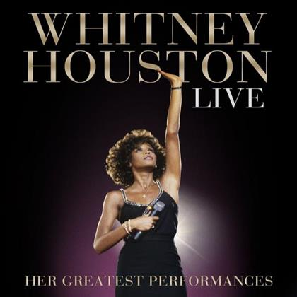 Whitney Houston - Live: Her Greatest Performance (Deluxe Edition, CD + DVD)