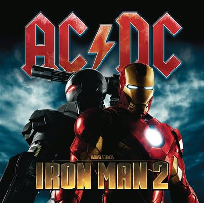 AC/DC - Iron Man 2 - OST - Jewelcase (Remastered)