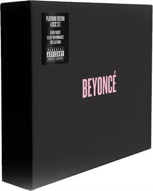 Beyonce (Knowles) - --- (Platinum Edition, 2 CDs + 2 DVDs)