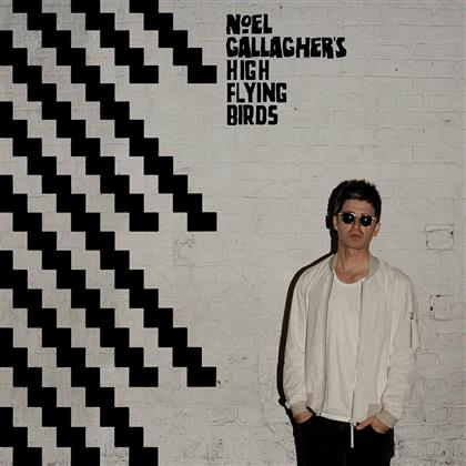 Noel Gallagher (Oasis) & High Flying Birds - Chasing Yesterday (LP + CD)