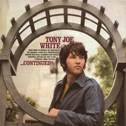 Tony Joe White - Continued - Music On Vinyl (LP)