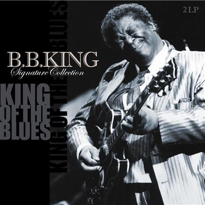B.B. King - King Of The Blues - Signature Collection (2 LPs)