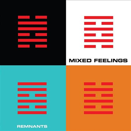 Mixed Feelings - Remnants (Remastered, LP)