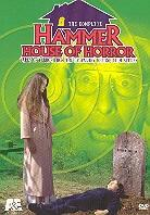 The complete hammer house of horror (4 DVDs)