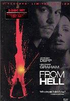 From Hell (2001) (Director's Cut, Limited Edition, 2 DVDs)
