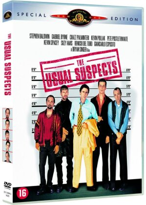 The Usual Suspects (1995) (Special Edition, 2 DVDs)