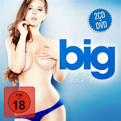 Big & Beautiful Erotic Dreams. (2 CDs + DVD)