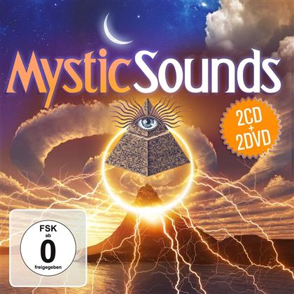 Mystic Sounds. (2 CDs + DVD)