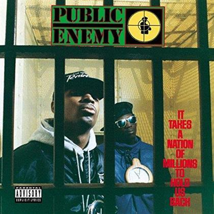 Public Enemy - It Takes A Nation Of Millions To Hold Us Back (Deluxe Edition, 3 CDs)