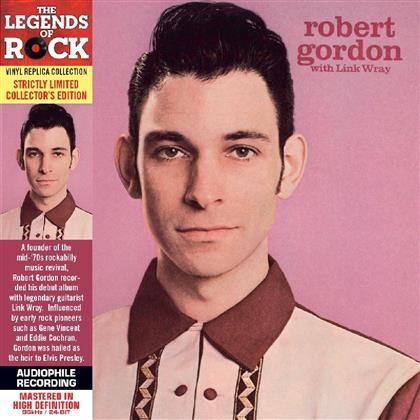 Robert Gordon - With Link Wray (New Version, Remastered)