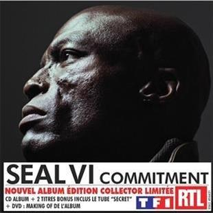 Seal - 6: Commitment (Deluxe Edition, CD + DVD)