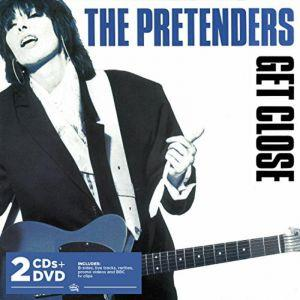 The Pretenders - Get Close (Deluxe Edition, 2 CDs + DVD)