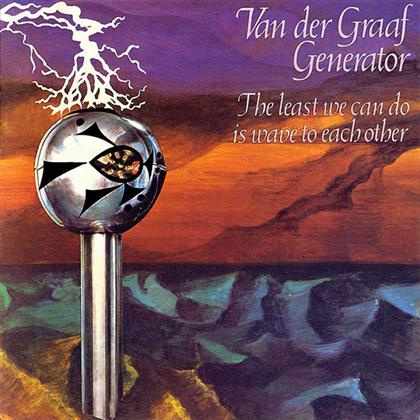 Van Der Graaf Generator - Least We Can Do Is Wave To Each Other - + Bonus (Remastered, SACD)