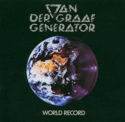 Van Der Graaf Generator - World Record - + Bonus (Remastered, SACD)
