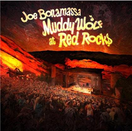 Joe Bonamassa - Muddy Wolf At Red Rocks - Live 2014 (2 CDs)