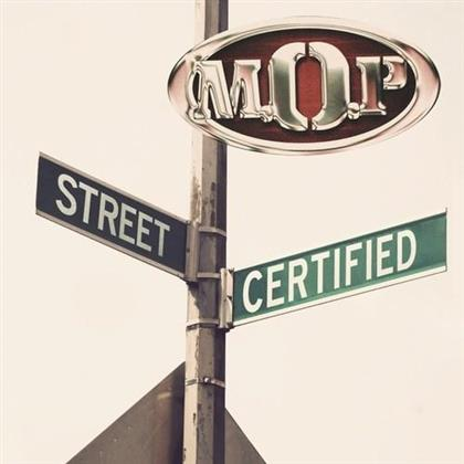 M.O.P. - Street Certified (Colored, LP)