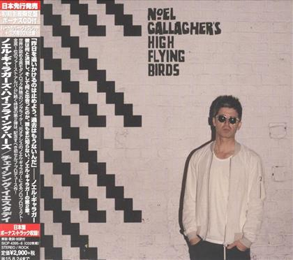 Noel Gallagher (Oasis) & High Flying Birds - Chasing Yesterday (Deluxe Edition, 2 CDs)