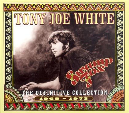 Tony Joe White - Swamp Fox: Definitive Collection 1968-1973 (2 CDs)