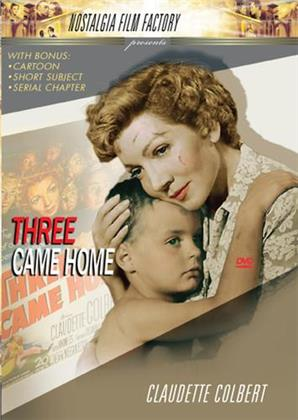 Three Came Home (1950) (s/w)