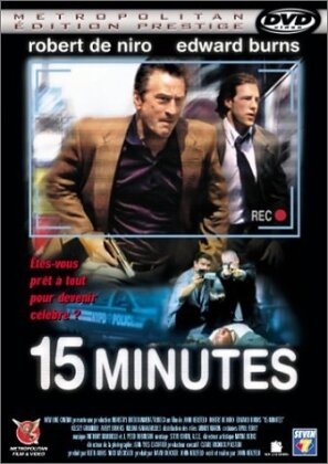 15 Minutes (2001) (Deluxe Edition)