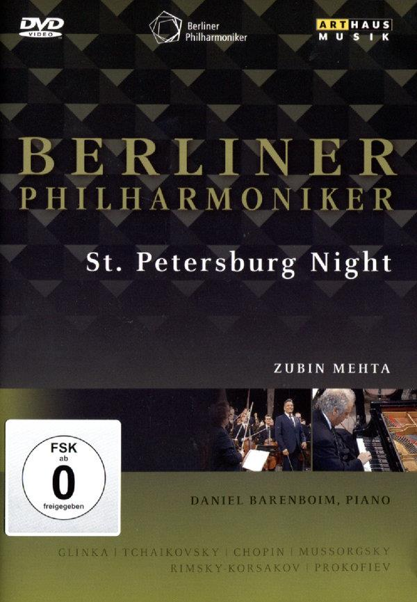 Waldbühne in Berlin 1997 - St  Petersburg Night (Arthaus Musik) by Berliner  Philharmoniker, Zubin Mehta, …
