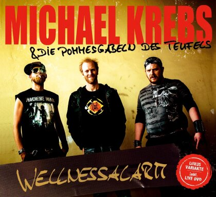 Michael Krebs - Wellnessalarm (CD + DVD)