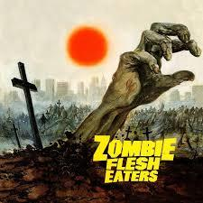 Fabio Frizzi - Zombie Flesh Eaters - OST (Limited Edition, Remastered, LP)