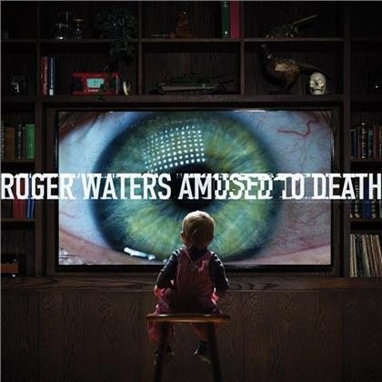 Roger Waters - Amused To Death (Deluxe Edition, CD + Blu-ray)