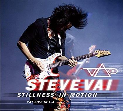 Steve Vai - Stillness In Motion - Vai Live In L.A. (2 CDs)