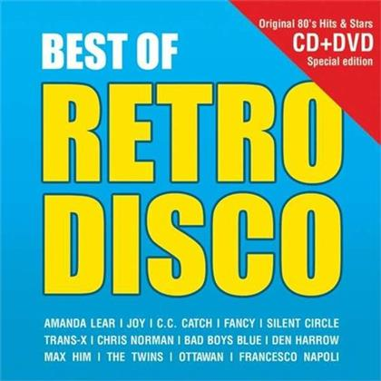 Best Of Retro Disco (CD + DVD)
