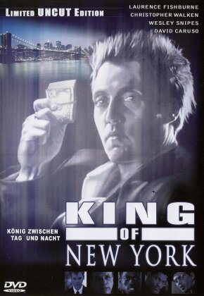 King of New York (1990) (Limited Edition, Uncut)