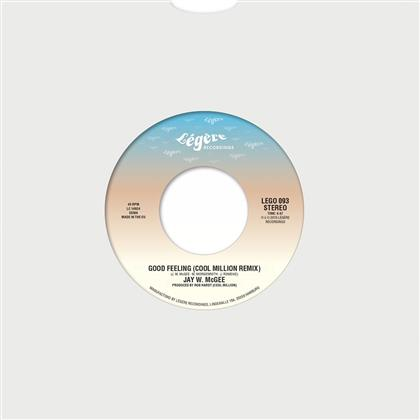 "Jay W. McGee - Good Feeling (Limited Edition, 12"" Maxi)"