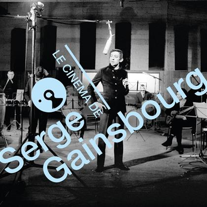 Le Cinema De Gainsbourg (5 CDs)