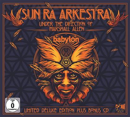 Sun Ra - Live At Babylon (Limited Edition, CD + DVD)