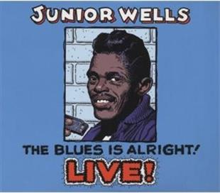 Junior Wells - Blues Is Alright (2 CDs)