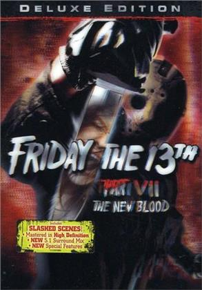 Friday the 13th - Part VII: The New Blood (1988) (Deluxe Edition)