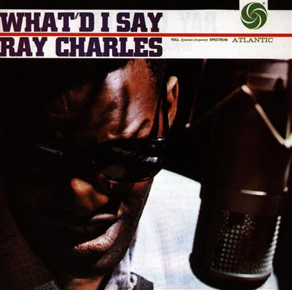 Ray Charles - What'd I Say (Warner Edition)
