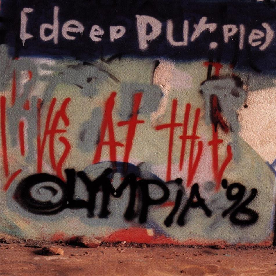 Deep Purple - Live At The Olympia 96 (2 CDs)